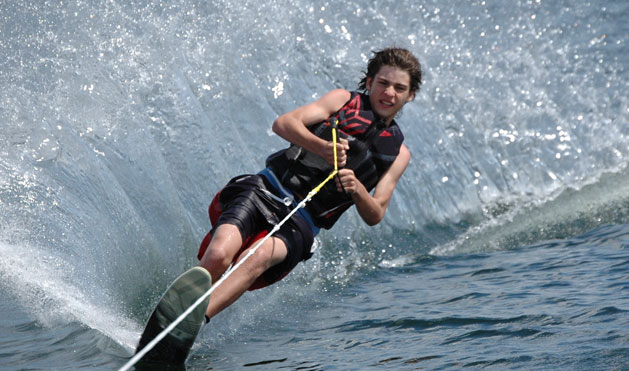 Learn how to slalom like a pro