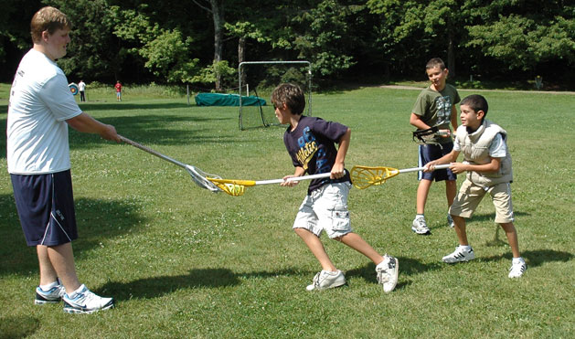 The number one growing sport in America – lacrosse!