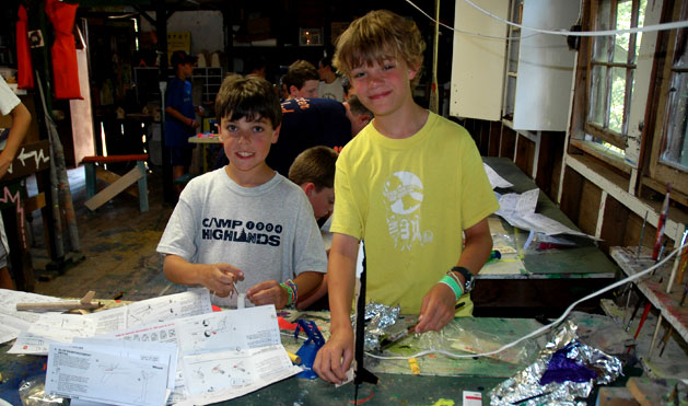 Model rocket club