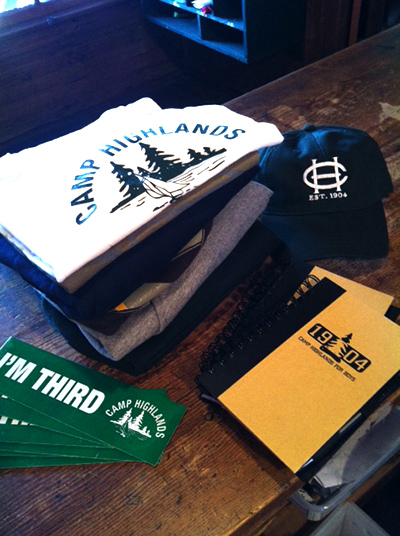 CH swag –what everyone wants!