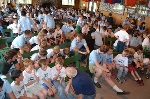 Boys shared their greatest achievement at camp and what else they'd like to accomplish this summer.